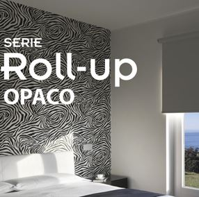 Estores ROLL-UP enrollables opacos de Stor Planet