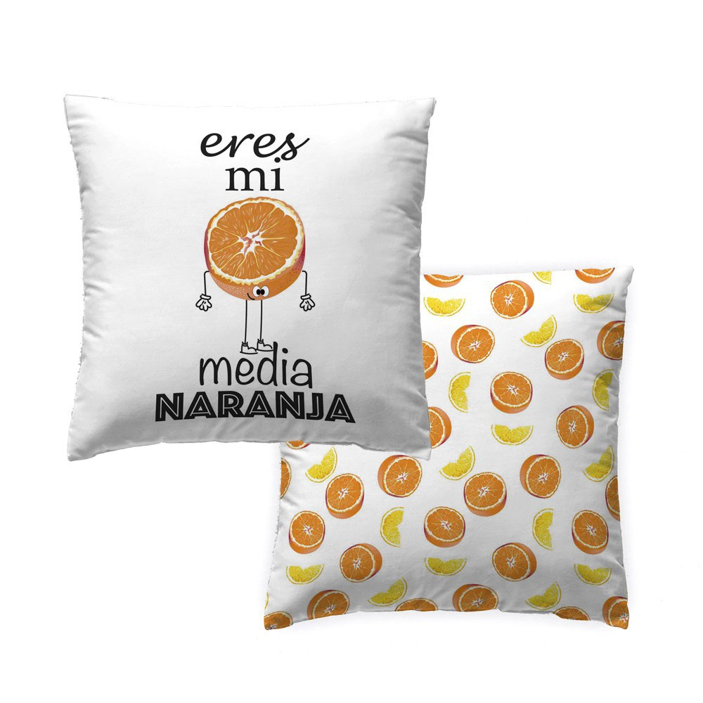 Cojín Decorativo NARANJA Martina Home