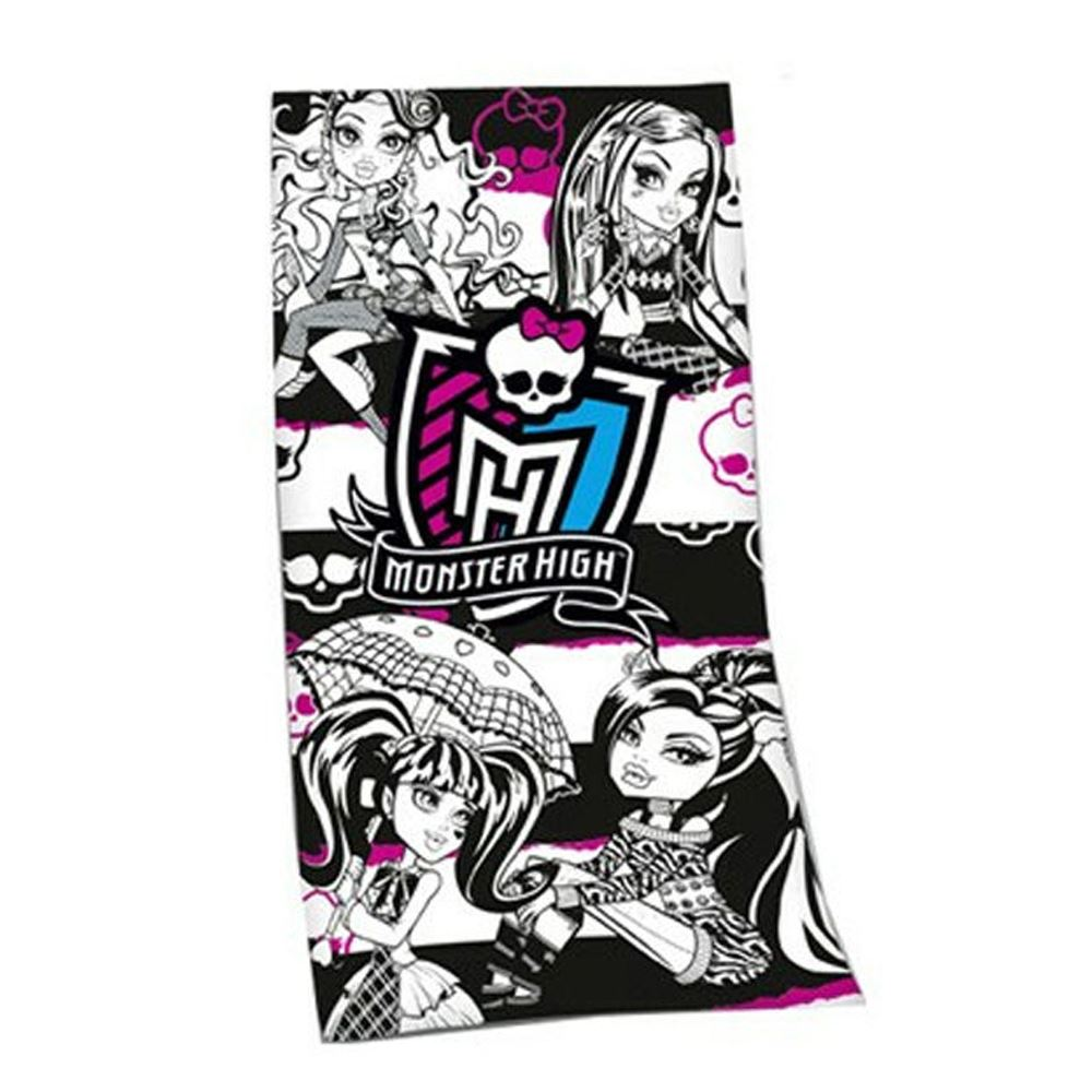 Toallas de playa STRANDTUCH Monster High