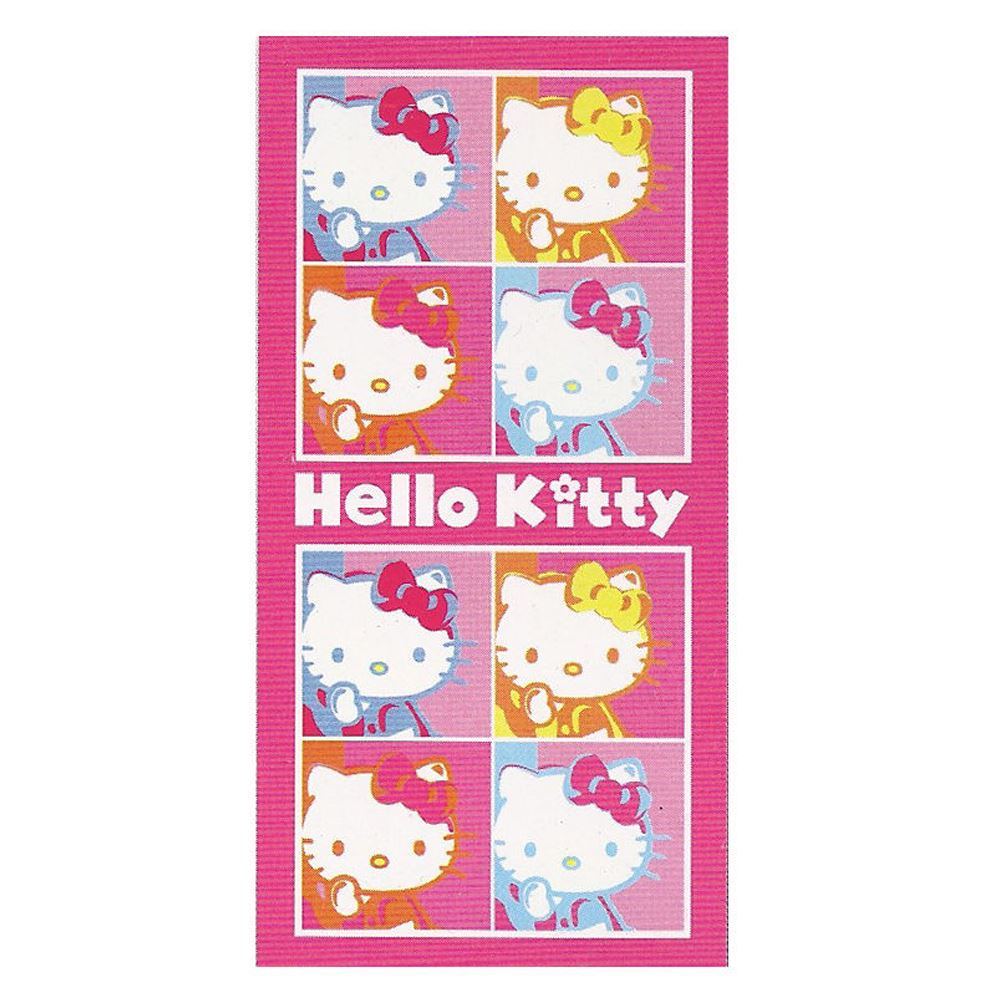 Toallas de playa POP ART Hello Kitty