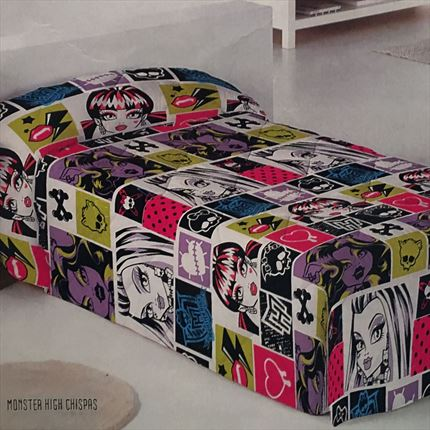 Conforte CHISPAS Monster High